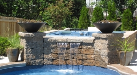 Retaining-wall-surround-hot-tub-spa-sheer-decent-capstone-fire-bowl-Grand-Effects