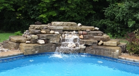 Custom Waterfall