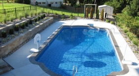 Double-roman-latham-vinyl-over-step-liner-sealed-steel-stamped-cantiliever-concrete-pool-1