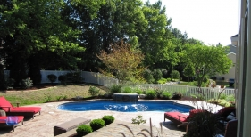 Paver-deck-two-tier-viking-pools-fiberglass-Lake-St-Louis-LED-light-Pentair-sheer-decent