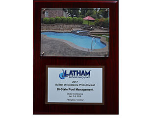 2017 Latham Builder of Excellence