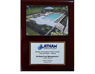 2018 Latham Builder of Excellence